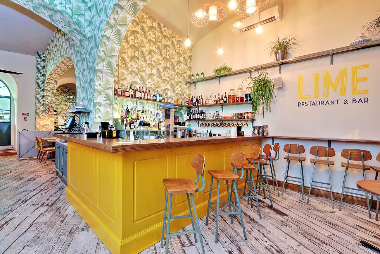 frachising ristorazione LIME ristorante bar roma