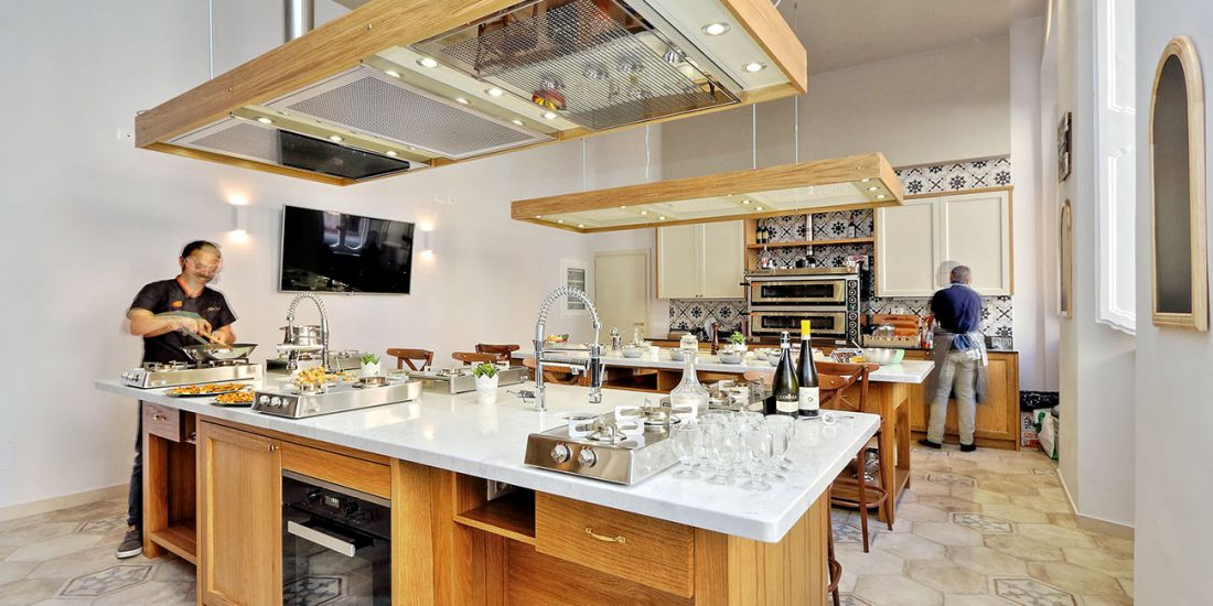 In Rome Cooking Classes arredamento ristorante roma
