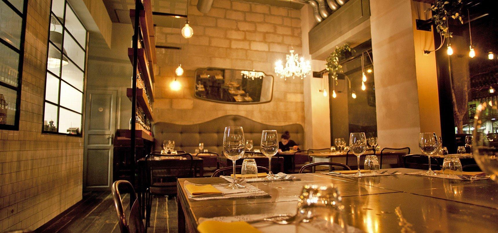 arredamento locali pubblici, bar, ristoranti, caffetterie, panifici, paninoteche, pizzerie, cocktail bar, wine bar, enoteche, street food