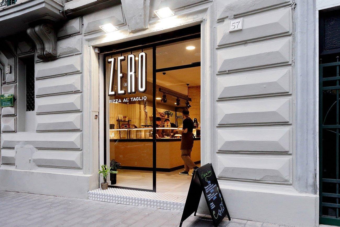 Zero arredamento pizzeria