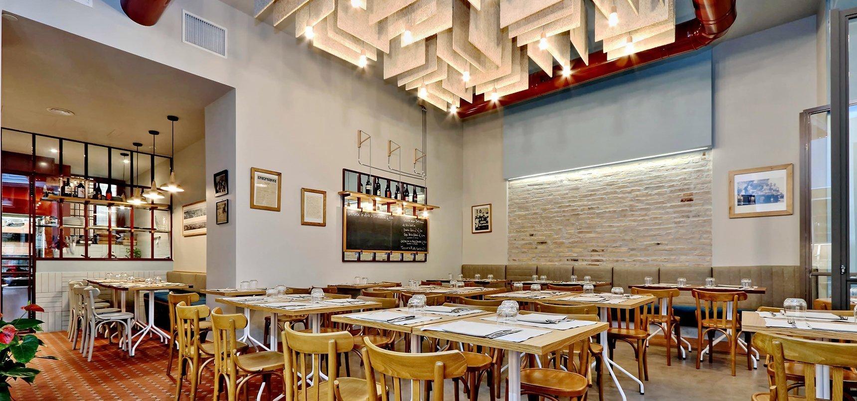 arredamento ristoranti Roma Milano Firenze Napoli Palermo Venezia Torino Bologna Genova Bari
