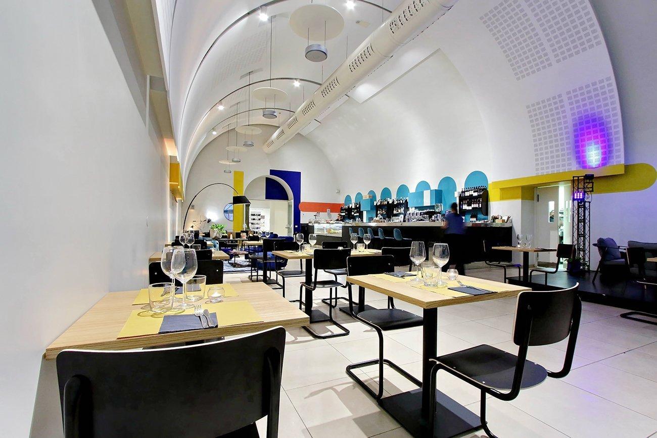 caffetteria palazzo delle esposizioni
