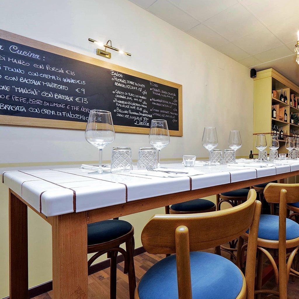tavolo personalizzato