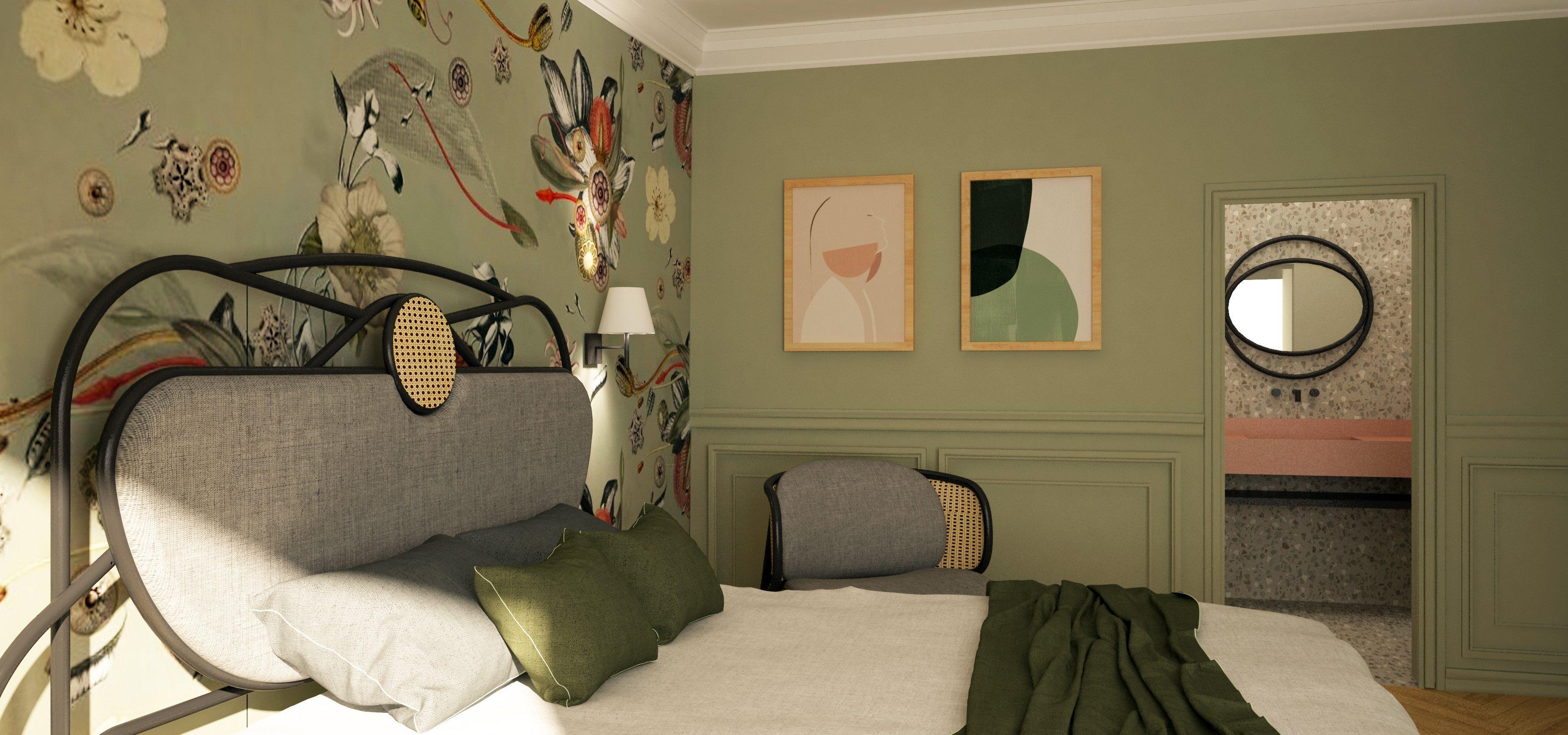 arredamento hotel B&B alberghi case vacanza interior design